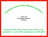Compare and Order Whole Numbers
