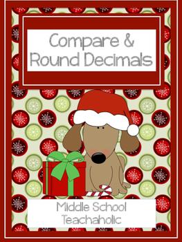 Compare and Round Decimals Practice