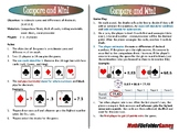 Compare and Win - Estimate Sums and Differences of Decimals