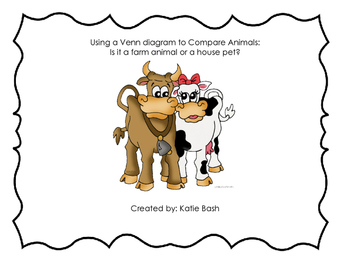 Compare and contrast: Is it a farm animal or house pet?