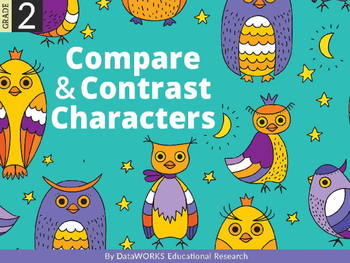 Compare and Contrast Characters