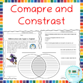 Compare and contrast the ideas from non fiction text -primary grades