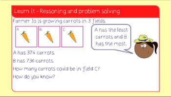 Compare numbers to 1000 lesson pack (Year 3 Number and Place Value) - UK