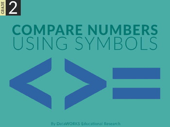 Compare Numbers Using Symbols