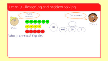 Compare objects to 1000 lesson pack (Year 3 Number and Place Value) - UK