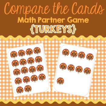 Compare the Cards {Turkeys}
