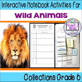 Comparing Texts Arguments Interactive Notebook ELA HMH Collection 4 Gr. 6