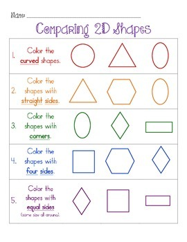 Comparing 2D Shapes