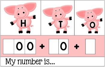 Place Value Game Comparing 3-Digit Numbers
