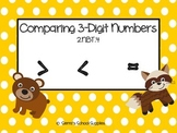 Comparing 3-Digit Numbers 2.NBT.4