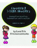 Comparing 3 Digit Numbers : 2.NBT.4