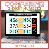 Comparing 3 Digit Numbers   Google Slides