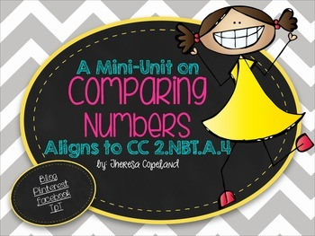 Comparing 3-Digit Numbers Mini-Unit {CC.2.NBT.A.4}