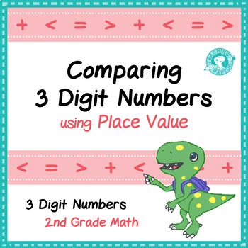 Comparing 3 Digit Numbers using Place Value