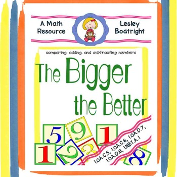 Comparing, Adding, Subtracting, and Multiplying Numbers:  The Bigger the Better