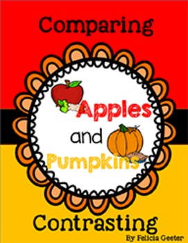 Comparing Apples and Pumpkins