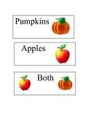 Comparing Apples and Pumpkins