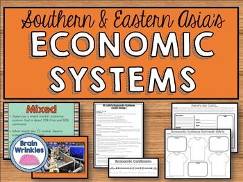 Comparing Asian Economies - China, India, Japan, & North K