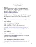 Comparing Athens and Sparta_ Webquest