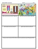 Comparing Bedrooms Activity- Comparatives, superlatives (Realidades B)