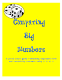 Comparing Big Numbers GAME
