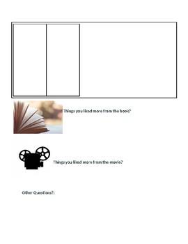 Comparing Book vs. Movie