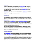 Comparative Essay scaffolding on Revolutionary War armies