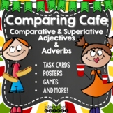 Comparative and Superlative Adjectives and Adverbs Pack