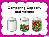 Comparing Capacity and Volume