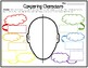 Comparing Characters Graphic Organizer: Character Traits {ANY BOOK}