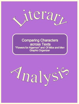 """Comparing Characters across Texts: """"Flowers for Algernon"""""""