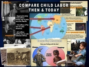 Comparing Child Labor of the Industrial Era to Present Day Sweatshops