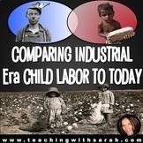 Child Labor: Comparing Industrial Era to Present Day Sweatshops