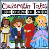 Cinderella Around the World   Comparing Cinderella Stories   Print & TPT Easel