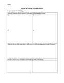 Comparing Civilizations Handout/Graphic Organizer