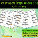 Comparing Money with Pictures