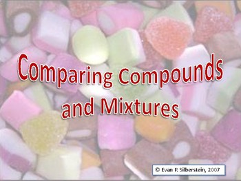 Comparing Compounds and Mixtures Video Lesson