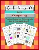 Comparing Concepts Bingo