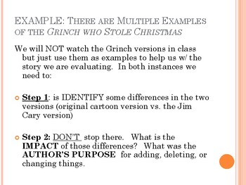 Comparing Content over Multiple Mediums