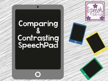 Comparing and Contrasting SpeechPad