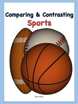 Comparing & Contrasting Sports (3b: Danielson)