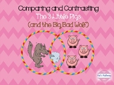 Comparing & Contrasting The 3 Little Pigs