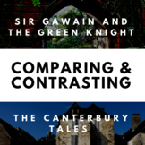 Comparing/Contrasting The Canterbury Tales & Sir Gawain and The Green Knight