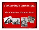 Comparing & Contrasting: The Korean & Vietnam Wars