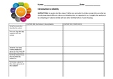 Comparing Culture & Identity Introductory Activity