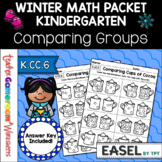 Comparing Cups of Cocoa Math Worksheets - Comparing Number