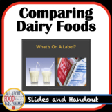 Comparing Dairy Products