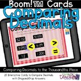 Comparing Decimals {Boom Cards™}