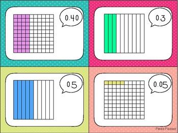 Comparing Decimals TEKS 4.2F