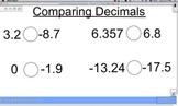 Comparing Decimals Video